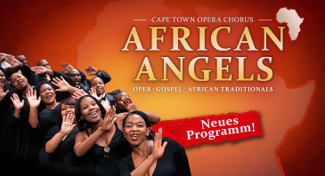 AFRICAN ANGELS - CAPE TOWN OPERA CHORUS 2017