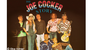 The JOE COCKER Story Hansa-Theater Hörde 2016