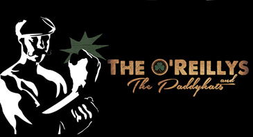 The O'Reillys and the Paddyhats Pelmke Hagen 2016