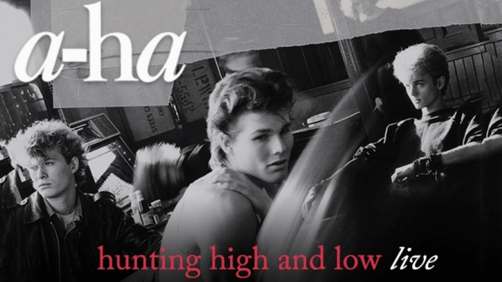 a-ha Hunting High and Low Live Tour