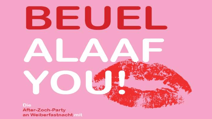 Beuel Alaaf You