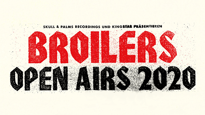 Broiler Open Airs 2020