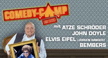 Comedy Camp Wesel 2017