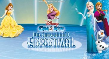 Disney On Ice Das Zauberhafte Eisfestival In 2018 28122018
