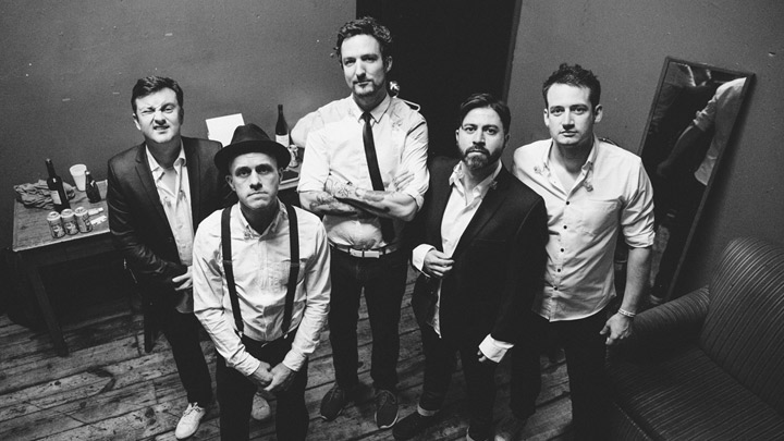 Frank Turner & The Sleeping Souls 2018