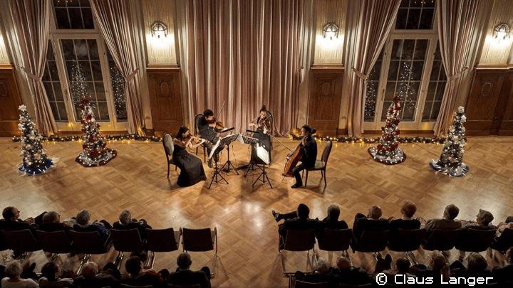Konzerte Weihnachten 2019.Weihnachten Im Schlösschen 22 12 2019 Tickets Schlösschen Düsseldorf