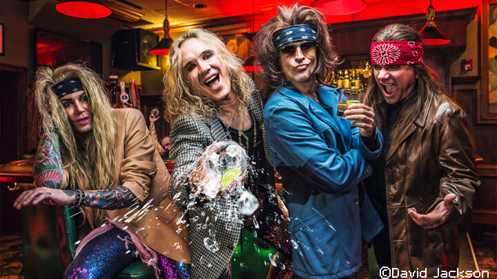 Steel Panther 2018