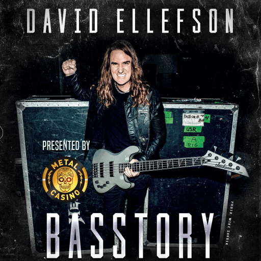 DAVID ELLEFSON (MEGADETH): BASSTORY - ONLY GERMANY SHOW - Pitcher Düsseldorf - 06.03.2019