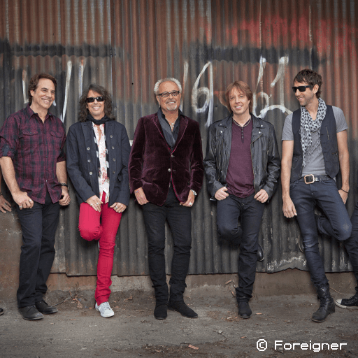 Foreigner And The Ip Orchestra 2019