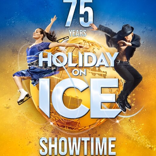 Holiday on Ice 2018/2019 Showtime