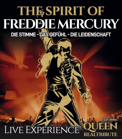 Spirit of Freddie Mercury