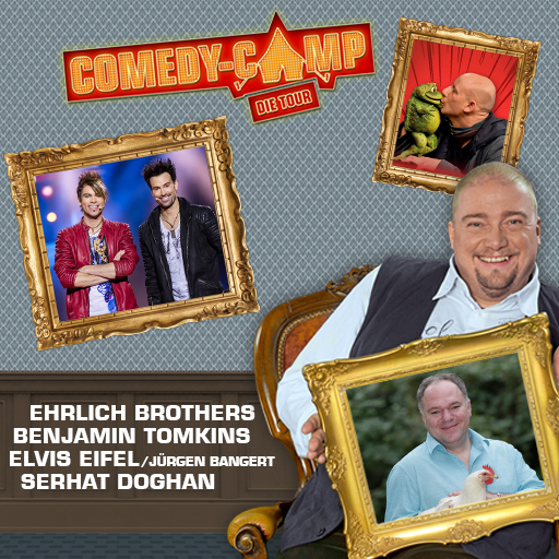 Comedy Camp Wesel 01.11.2019