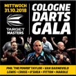 Cologne Darts Gala 2018
