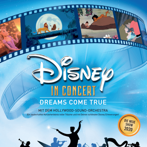 "Disney in Concert - ""Dreams come true"""
