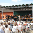Konzert in der Remise - BuJazzO - OPEN AIR
