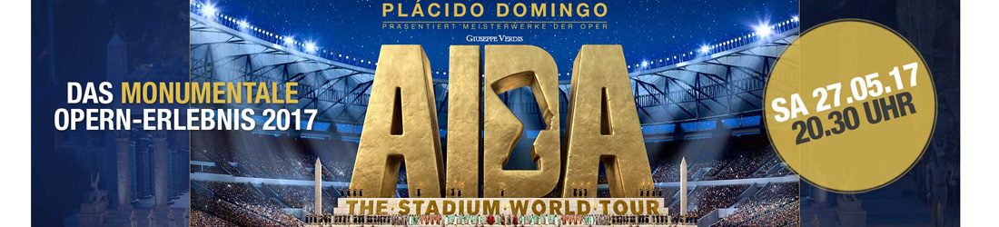 AIDA The Stadium World Tour